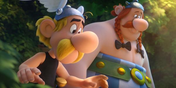 Asterix unds Geheimnis des Zaubertranks
