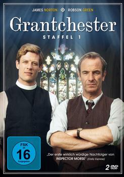 Grantchester – Staffel 1