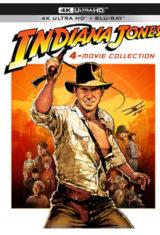 Indiana Jones (4K UHD – 4-Movie-Collection)