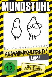 Mundstuhl - Ausnahmezustand live | © edel:motion