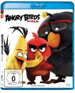 Angry Birds - Der Film   © Sony Pictures Home Entertainment