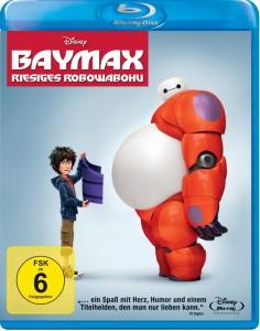 Baymax - Riesiges Robowabohu   © Walt Disney Studios Home Entertainment