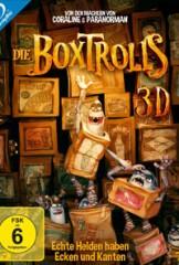 Die Boxtrolls (2D & 3D)