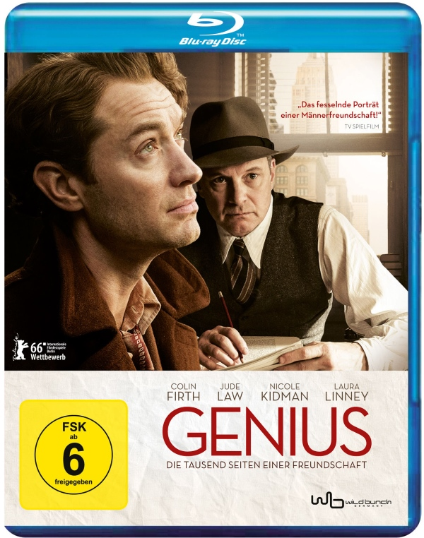 Genius – Die tausend Seiten einer Freundschaft