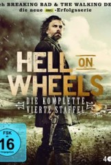 Hell on Wheels – Die komplette vierte Staffel