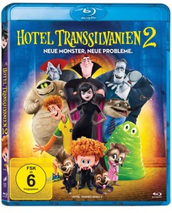 Hotel Transsilvanien 2 | © Sony Pictures Home Entertainment