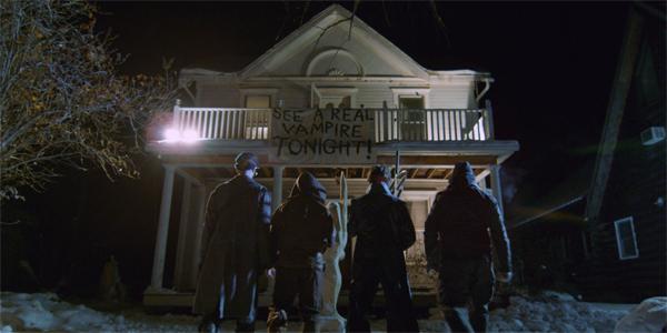 House Harker – Vampirjäger wider Willen