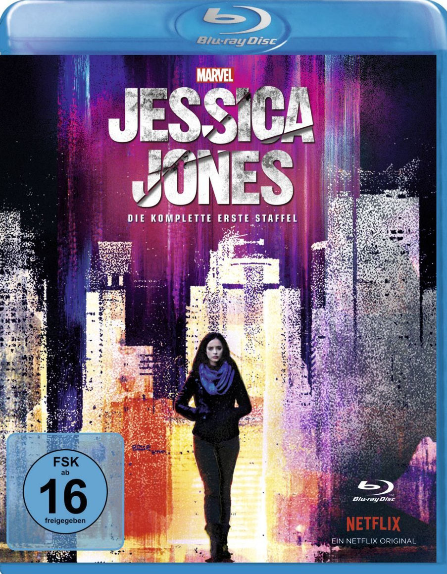 Jessica Jones – Staffel 1