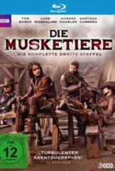 Die Musketiere (Die komplette zweite Staffel)