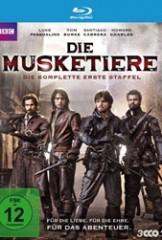 Die Musketiere (Die komplette erste Staffel)