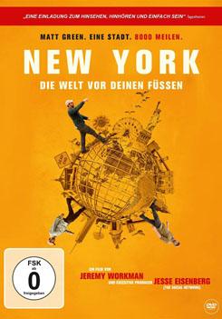 New York – Die Welt vor deinen Füßen