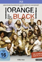 Orange Is The New Black – Staffel 2