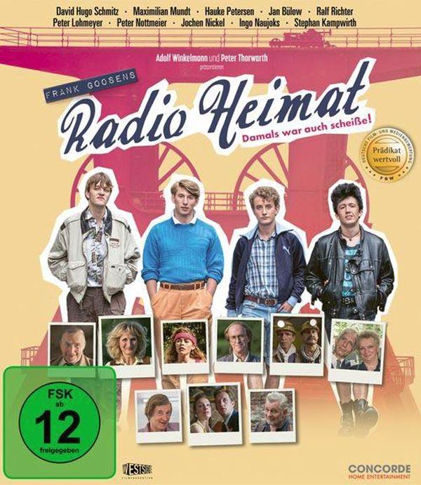 Radio Heimat – Damals war auch scheiße!