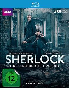 Sherlock – Staffel 4