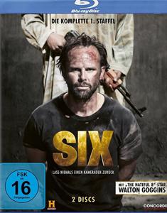 Six – Die komplette erste Staffel