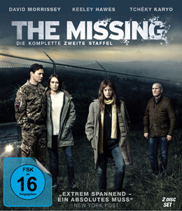 The Missing – Staffel 2