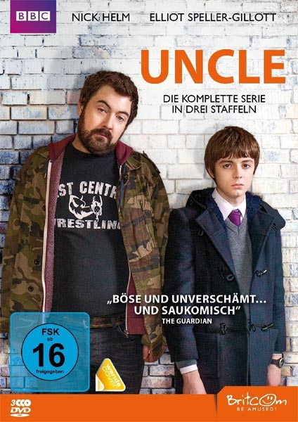 Uncle – Die komplette Serie (3 DVDs)
