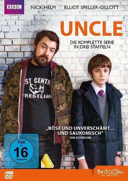 Uncle – Die komplette Serie (3 DVDs)