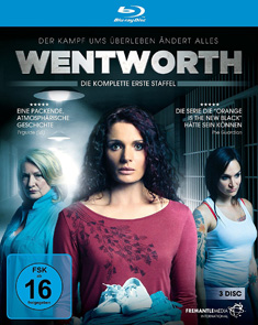 Wentworth – Staffel 1